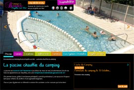 Sites Internet - Camping Bouix