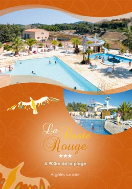 Brochure - Camping La Coste Rouge