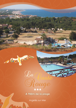 Brochure La coste Rouge 2018